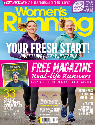 Women's Running Issue 119
