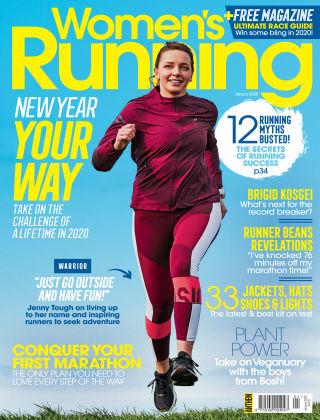 Women's Running Issue 121