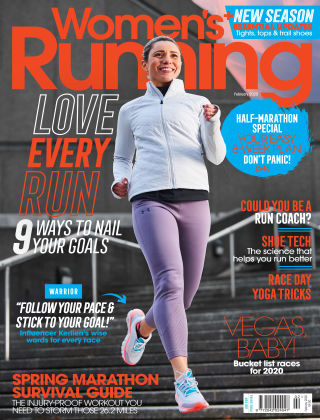 Women's Running Issue 122