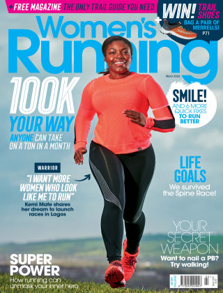 Women's Running Issue 123