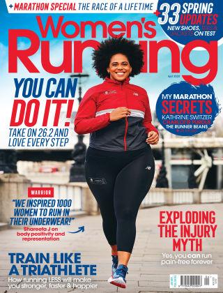 Women's Running Issue 124