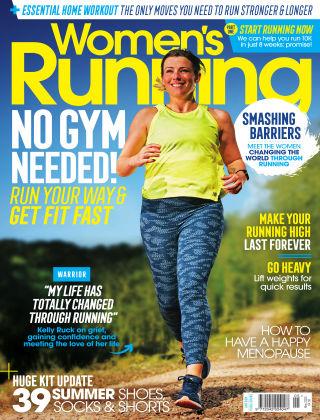 Women's Running May 2020