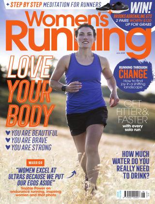 Women's Running June 2020