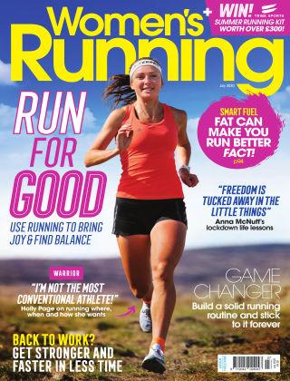 Women's Running July 2020