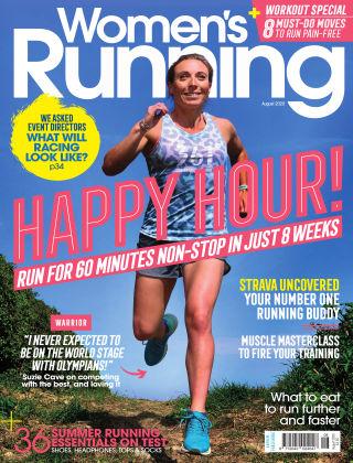Women's Running August 2020