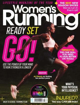 Women's Running September 2020