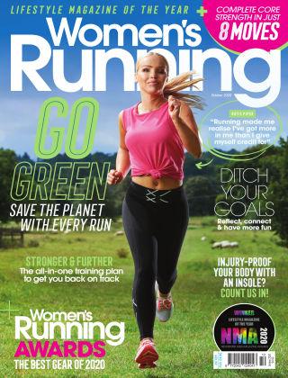 Women's Running October 2020