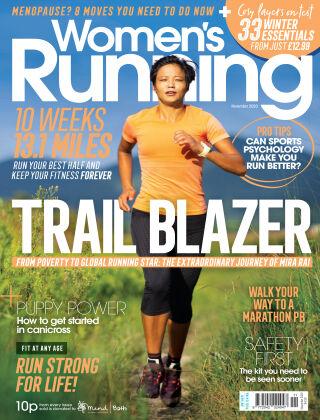 Women's Running November 2020