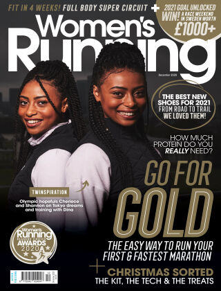 Women's Running December 2020