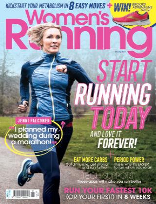 Women's Running January 2021