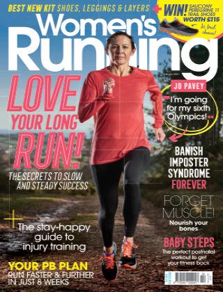 Women's Running February 2021