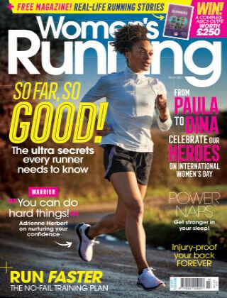 Women's Running March 2021