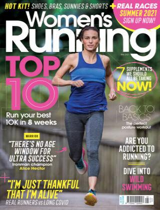 Women's Running Issue May 2021