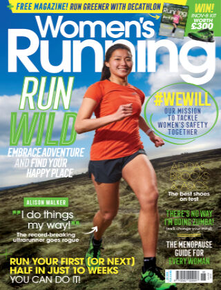 Women's Running Issue Jun 2021