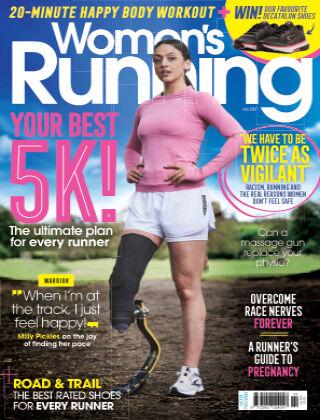 Women's Running Issue Jul 2021