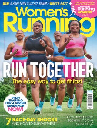 Women's Running Issue Oct 2021