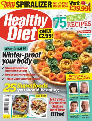 Healthy Diet No.23 Nov 2017