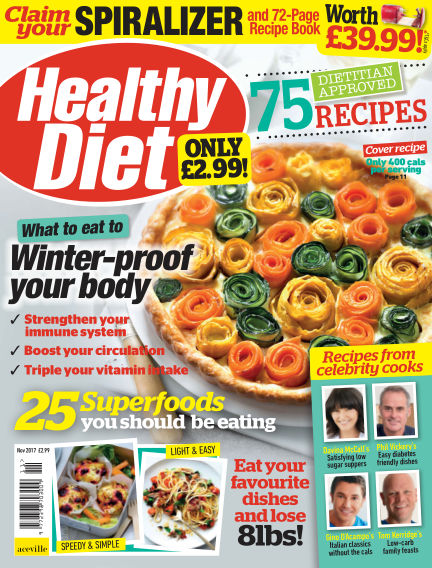 Healthy Diet November 04, 2017 00:00