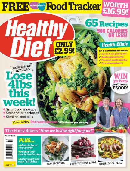 Healthy Diet November 22, 2017 00:00