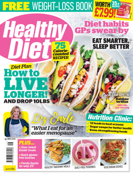 Healthy Diet March 29, 2018 00:00