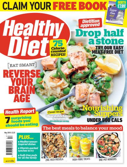 Healthy Diet April 26, 2018 00:00