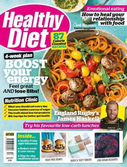 Healthy Diet March 15, 2019 00:00