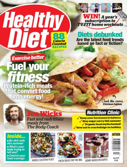 Healthy Diet June 04, 2019 00:00
