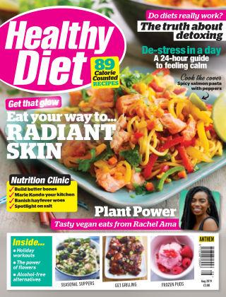 Healthy Diet August