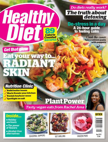 Healthy Diet July 04, 2019 00:00