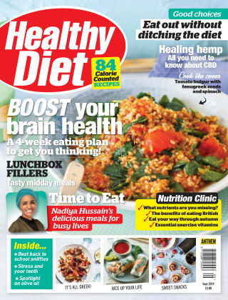 Healthy Diet September2019