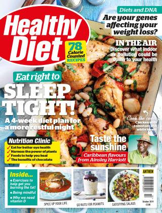 Healthy Diet October 2019