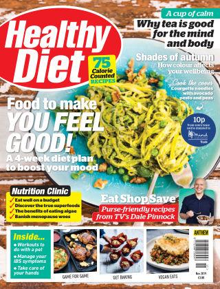 Healthy Diet November 2019