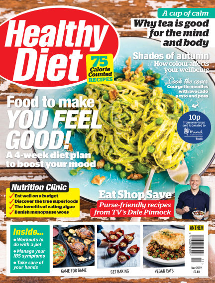Healthy Diet October 03, 2019 00:00