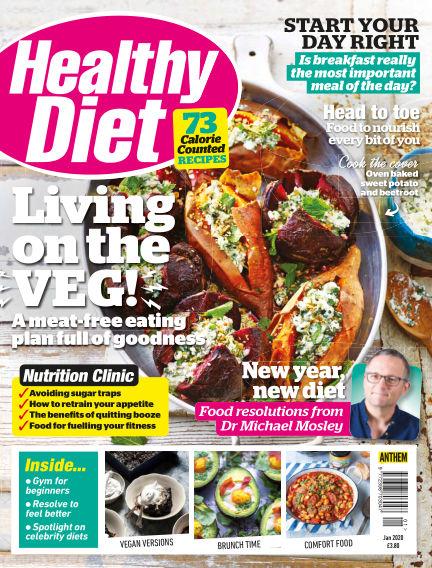 Healthy Diet December 05, 2019 00:00