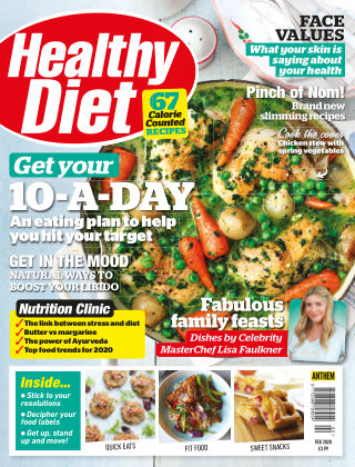 Healthy Diet February 2020