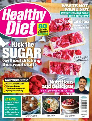 Healthy Diet April2020