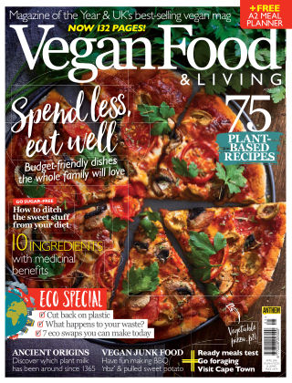Vegan Food & Living April
