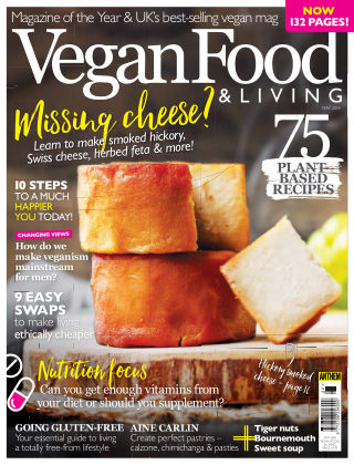 Vegan Food & Living May2018