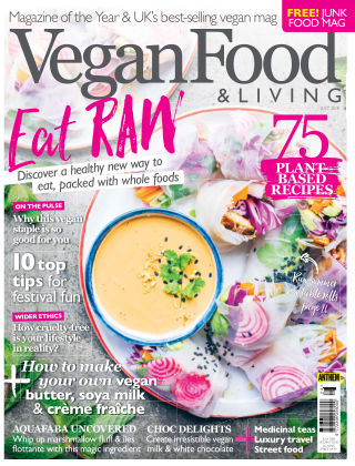 Vegan Food & Living  July 2018