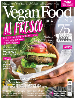 Vegan Food & Living AUGUST 2018