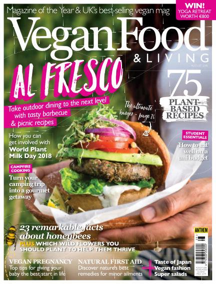 Vegan Food & Living July 18, 2018 00:00
