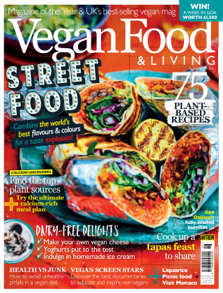 Vegan Food & Living September 2018