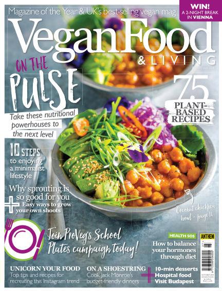 Vegan Food & Living September 19, 2018 00:00