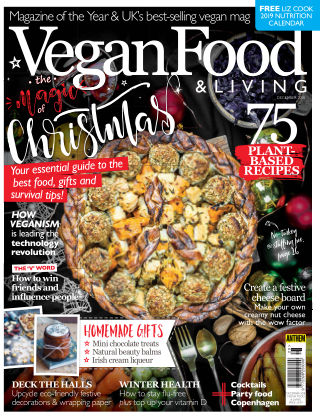 Vegan Food & Living December