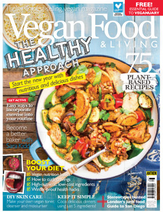 Vegan Food & Living January 2019