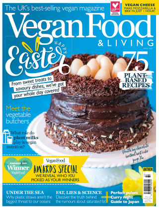 Vegan Food & Living April 2019