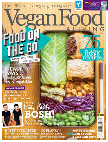 Read Vegan Food Living Magazine On Readly The Ultimate
