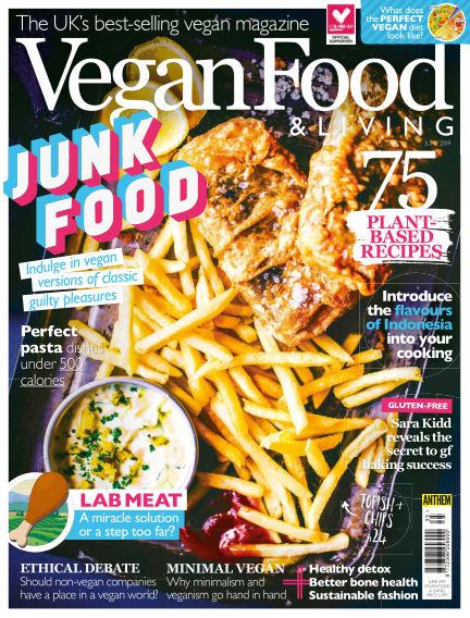 Vegan Food & Living May 15, 2019 00:00