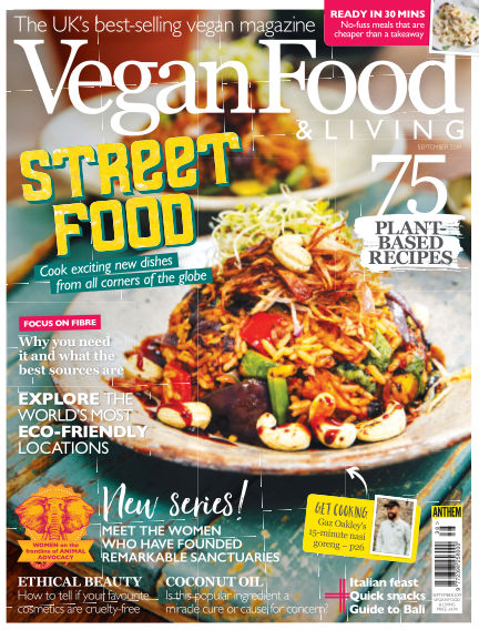 Vegan Food & Living August 21, 2019 00:00