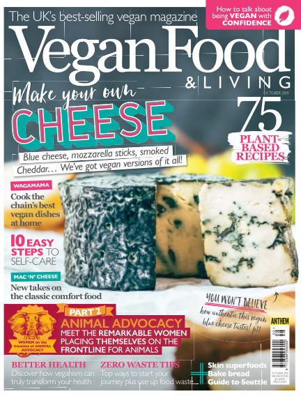 Vegan Food & Living September 18, 2019 00:00